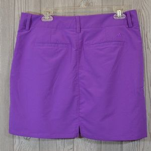 Purple Golf Tennis Skirt Skort Sport Adidas 10